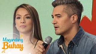 Video Magandang Buhay: Aubrey and Troy's love story MP3, 3GP, MP4, WEBM, AVI, FLV September 2018