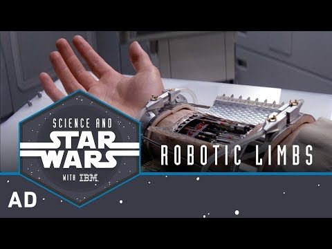 Robotic Limbs   Science and Star Wars
