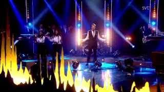John Newman - Love Me Again (live on Skavlan 2014.03.28)