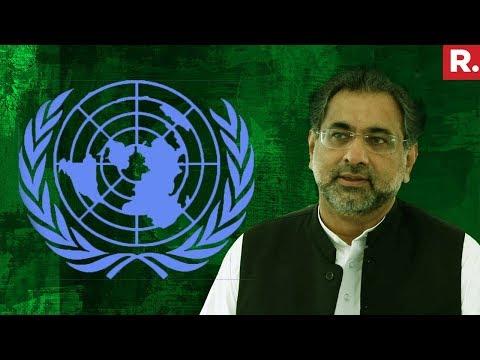 Pakistan Hails UN's Motivated Report On Kashmir
