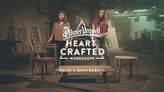 Pilsner Urquell Heart Crafted Workshops – SUFNI workshop