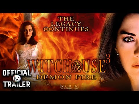 WITCHOUSE 3: DEMON FIRE (1999) | Official Trailer