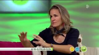 Magyar nő az IQ elitklub élén