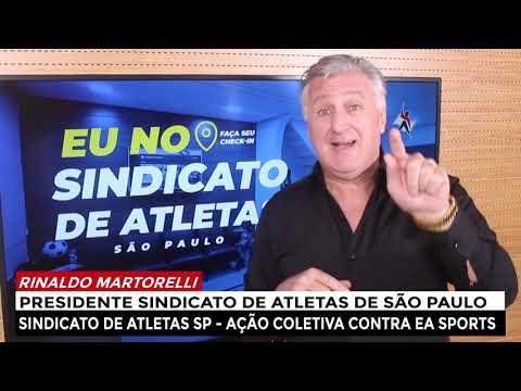 """""""Não caiam na maracutaia de alguns advogados"""", alerta sindicato sobre ações contra games da FIFA"""