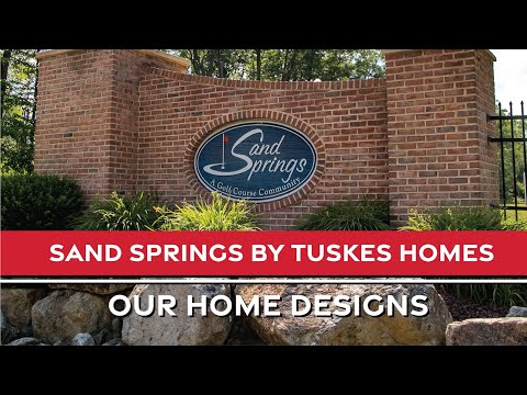 Sand Springs Home Designs