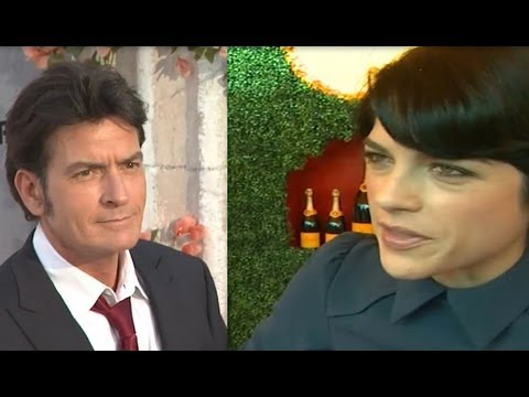 Charlie Sheen Fires Selma Blair from Anger Management!?