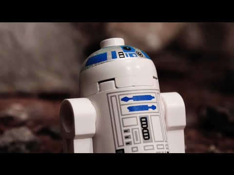 LEGO Star Wars R2D2 Unrestrained