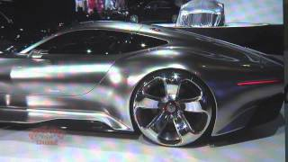 2013 LA Auto Show - Mercedes-Benz Presentation With AMG Vision Gran Turismo