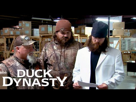 Duck Dynasty: Jase Takes Over as CEO (Season 1 Flashback) | Duck Dynasty