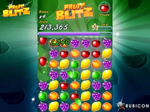 Video of Fruit Blitz