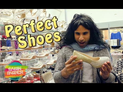Perfect Shoes | Rahim Pardesi