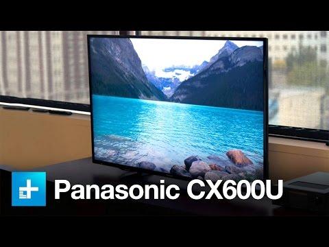 Panasonic CX600 4K TV - Hands-on review