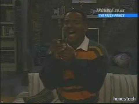 Fresh Prince Bloopers By Will and Carlton