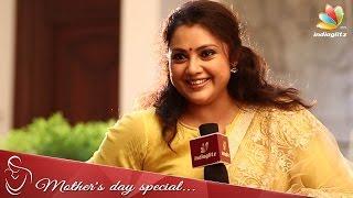 Nainika changed my behaviour – Meena Interview Kollywood News 05/05/2016 Tamil Cinema Online