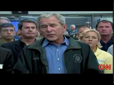 George W. Bush Part 4: Top Notch Inspiration