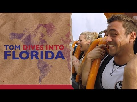 Tom - Some highlights from my trip to Florida this summer with Sophie!  Subscribe for all of my YouTube updates: Keep up to date on what's going on @ http://www.tomdaley.tv/