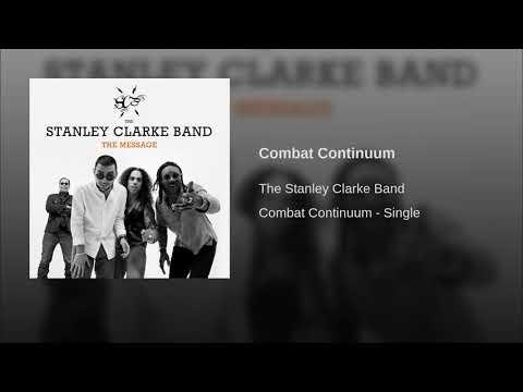 Combat Continuum online metal music video by STANLEY CLARKE