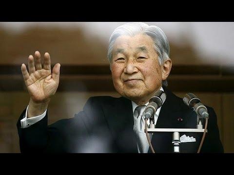 Ιαπωνία: Ανοιχτό το ενδεχόμενο παραίτησής του αφήνει ο αυτοκράτορας Ακιχίτο