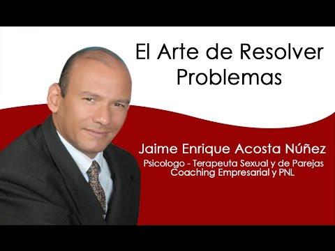 Jaime Enrique Acosta Nuñez  Psicólogo