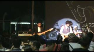 Baim trio blues -Cassava boy Video