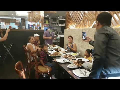 Ofw surprise his mother on her birthday