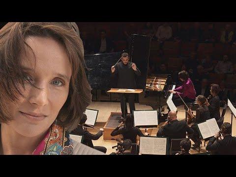 Λος Άντζελες: Η Ελέν Γκριμό ερμηνεύει το κονσέρτο για πιάνο του Ραβέλ…
