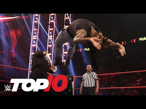Top 10 Raw moments: WWE Top 10, Sept. 6, 2021