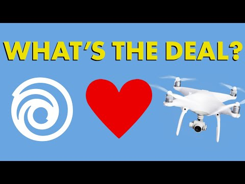 What's Ubisoft's deal with drones?
