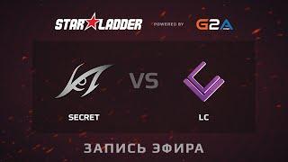 Secret vs London, game 2