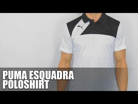 Puma Esquadra Polo - Review - Poloshirt