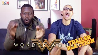 Video WONDER WOMAN – Rise of the Warrior [Final Trailer] - REACTION MP3, 3GP, MP4, WEBM, AVI, FLV September 2017