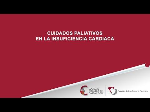 Cuidados paliativos en insuficiencia cardiaca