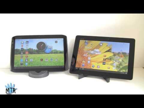 Asus Eee Pad Transformer Prime vs. Motorola Droid XYBoard 10.1 Comparison Smackdown