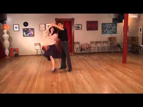 Argentine Tango Vol 4, Lesson 5: Soltadas – Argentine Tango Dance Lesson, Alex Krebs #2671