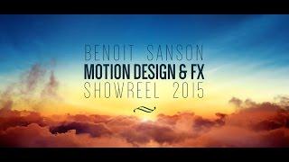 Motion Design & FX showreel 2015
