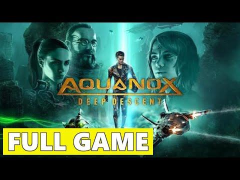 Aquanox Deep Descent Full Walkthrough Gameplay - No Commentary (PC Longplay)