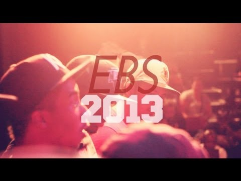 EBS Preselection London UK OFFICIAL TRAILER 2013 - EOS .FILMS.