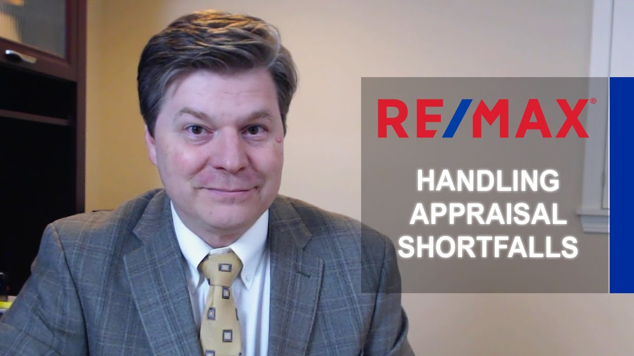 Q: How Can You Deal With Appraisal Shortfalls?
