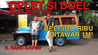 Download Video Beli 500 Ribu, Ditawar 1 Milyar! Morris Minor Punyanya Rano Karno #SEKUTOMOTIF MP3 3GP MP4