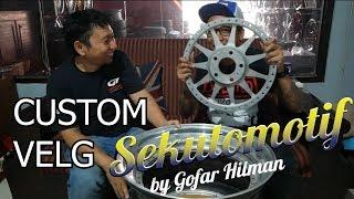 Video #SEKUTOMOTIF Ngobrolin Custom Velg Bareng Iqbal Reborn Rim Service MP3, 3GP, MP4, WEBM, AVI, FLV Juli 2018