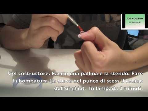 nail art - ricostruzione unghie più stamping