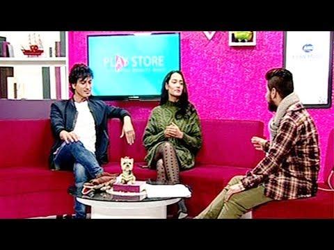 (Interview with Priyanka Karki/Aryan Adhiari || Movie Butterfly ...43 min.)