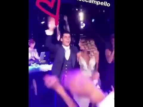 Morata e Alice Campello, nozze da divi a Venezia!