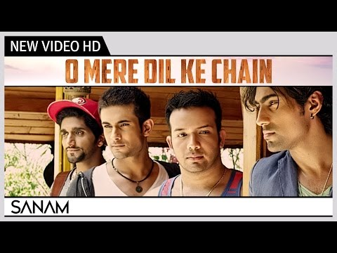 Video O Mere Dil Ke Chain - SANAM | Kishore Kumar | Music Video download in MP3, 3GP, MP4, WEBM, AVI, FLV January 2017