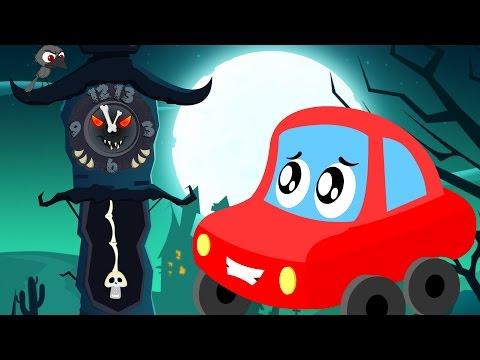 Video little red car   the clock has struck thirteen   Halloween songs for children download in MP3, 3GP, MP4, WEBM, AVI, FLV January 2017