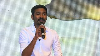 Shamitabh Team  in Chennai  - Dhanush Sang for them -  Dhanush, Akshara, Balki &  Students had Fun