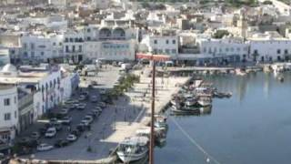 Banzart Tunisia  city photo : LA VILLE DE BIZERTE EN TUNISIE ( MANKAI EZZEDINE )