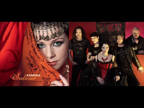 XANDRIA - Salomé: The Seventh Veil [FULL ALBUM]