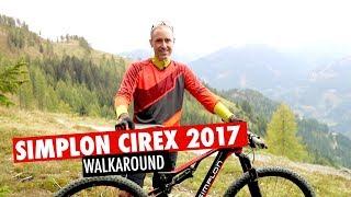 Simplon Cirex 2017 Walkaround - Deutsch