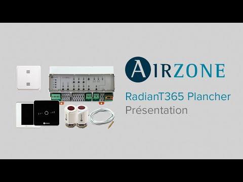 Présentation Système RadianT pour plancher chauffant-rafraîchissant (VALC)